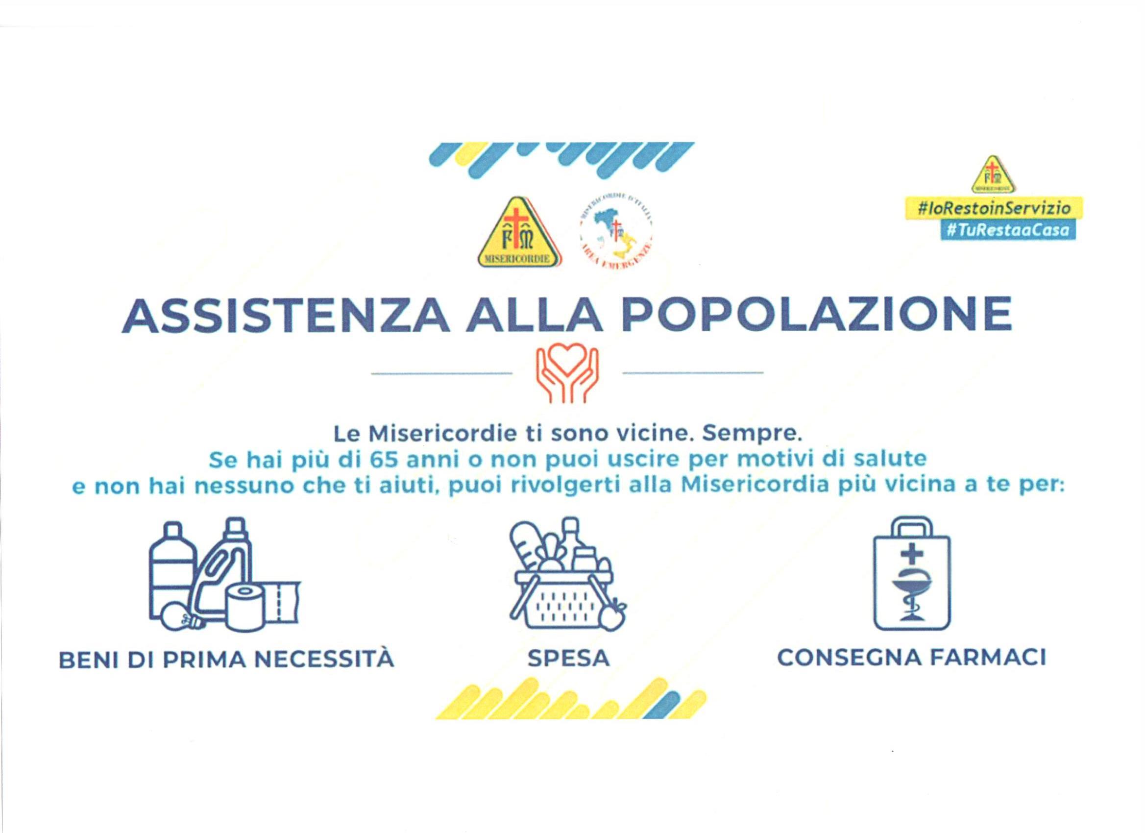 Misericordia di Camucia - Calcinaio, Cortona, Arezzo